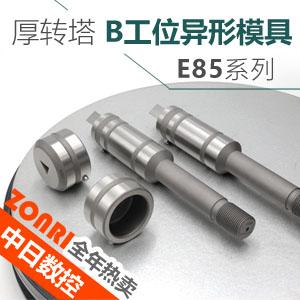 厚转塔E85B工位三角形上下模芯