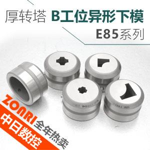 厚转塔E85标准B工位异形下模